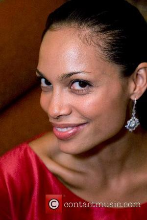 Rosario Dawson  Stoli elit Auction Bespoke Penny Preville Jewels to Benefit DIFFA at Bar Marmont Los Angeles, California -...