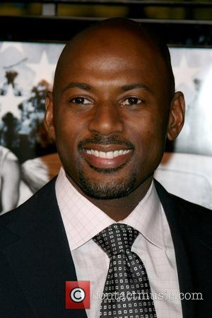 Romany Malco Los Angeles premiere of 'Stop-Loss' - arrivals held at Directors Guild of America Los Angeles, California - 17.03.08