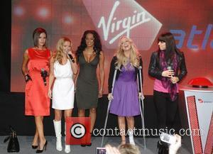 Emma Bunton, Spice Girls, Las Vegas, O2 Arena, Thursday, Geri Horner