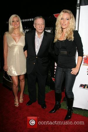 Holly Madison, Hugh Hefner and Playboy