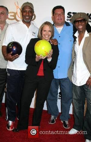 James Pickens, Steve Schirripa, Katie Couric, Nile Rodgers 'Strike Out Colon Cancer' Fundraiser for Colon Cancer Research and Awareness Programs...
