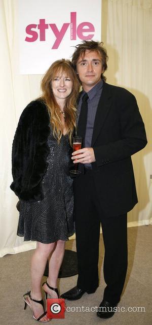 Richard Hammond and Mindy Hammond 'Style in the City' gala dinner in Centenary Square Birmingham, England - 03.04.08