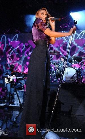 Amelle Berrabah and Sugababes