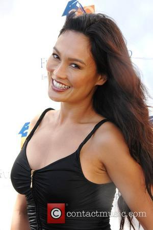 Tia Carrere Summer Nights Poker Tournament Benefiting the Fulfillment Fund - arrivals held at Boulevard 3 Hollywood, California - 12.08.07