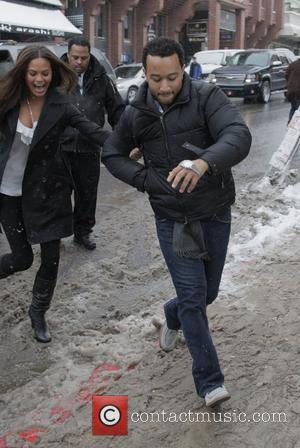 John Legend 2008 Sundance Film Festival, Day 5 out and about during the Sundance Film Festival. Park City, Utah -...