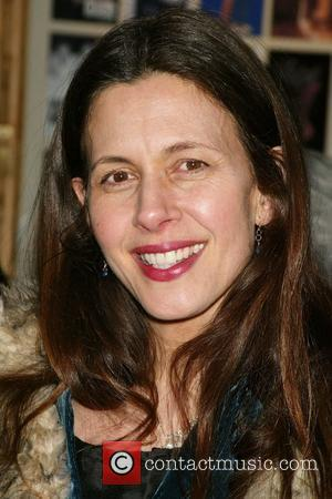 Jessica Hecht Opening Night of 'Sunday In the Park with George' at Studio 54 - Arrivals New York City, USA...