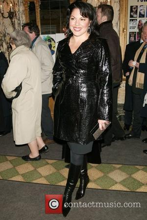 Sara Ramirez Opening Night of 'Sunday In the Park with George' at Studio 54 - Arrivals New York City, USA...