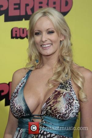 Stormy Daniels Premiere of 'superbad', held at the Mann Chinese Theater Hollywood, California - 13.08.07