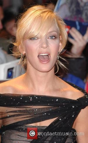 Uma Thurman Swarovski Fashion Rocks held at the Royal Albert Hall - Arrivals London, England - 18.10.07