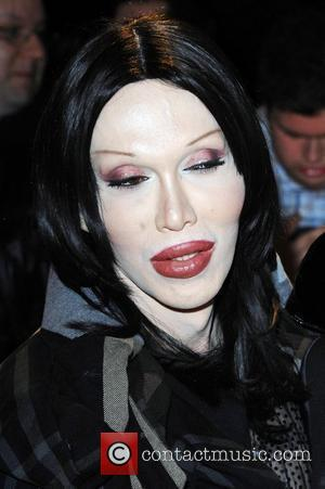 Pete Burns Swarovski Fashion Rocks held at the Royal Albert Hall - Arrivals London, England - 18.10.07