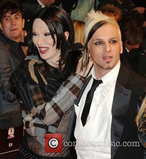Pete Burns and Michael Simpson Swarovski Fashion Rocks held at the Royal Albert Hall - Arrivals London, England - 18.10.07