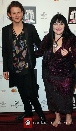Christopher Kane and Beth Ditto