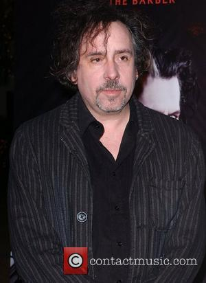 Tim Burton Special screening of 'Sweeney Todd: The Demon Barber of Fleet Street' held at the Paramount Pictures Studios Los...