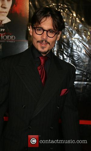 Depp Used Dolls To Help With Characters