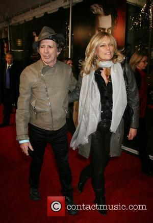 Keith Richards, Ziegfeld Theatre