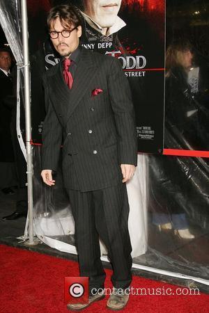 Johnny Depp, Ziegfeld Theatre