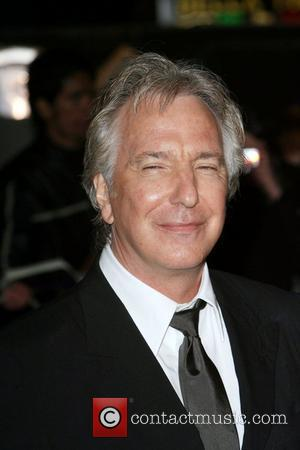 Alan Rickman, Odeon Leicester Square
