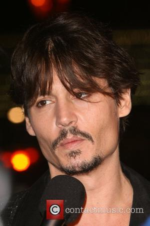 Johnny Depp, Odeon Leicester Square