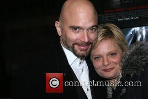 Michael Cerveris and Martha Plimpton World Premiere of 'Sweeney Todd: The Demon Barber of Fleet Street' at Ziegfeld Theatre -...