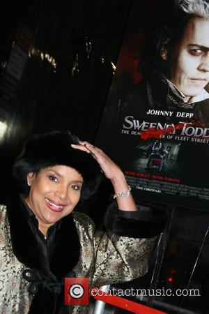 Phylicia Rashad World Premiere of 'Sweeney Todd: The Demon Barber of Fleet Street' at Ziegfeld Theatre - Arrivals New York...