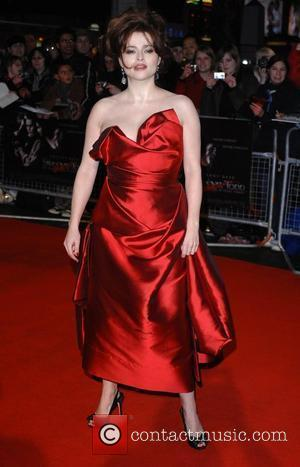 Helena Bonham Carter UK premiere of 'Sweeney Todd' held at the Odeon Leicester Square - Arrivals London, England - 10.01.08