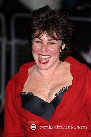 Ruby Wax UK premiere of 'Sweeney Todd' held at the Odeon Leicester Square - Arrivals London, England - 10.1.08