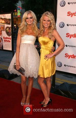 Sara Paxton and Crystal Hunt