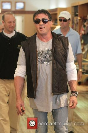 Stallone Detained At Sydney Airport