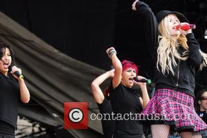 T In The Park, Avril Lavigne