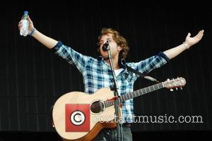 T In The Park, James Morrison