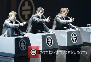 Take That Say 'Forget' Musical