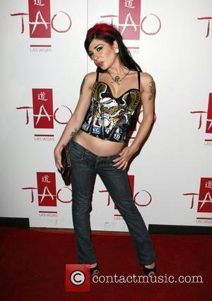 Joanna Angel at TAO Nightclub inside the Venetian Hotel Casino Las Vegas, Nevada - 12.01.08