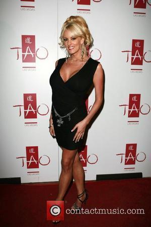 Adult film vixen Stormy Daniels hosts a night at TAO Nightclub inside the Venetian Hotel Casino Las Vegas, Nevada -...