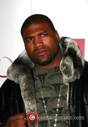 Quitin Rampage Jackson and Las Vegas