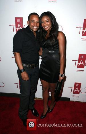 Hill Harper and Gabrielle Union