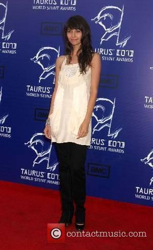 Tamara Feldman 2007 Taurus World Stunt Awards held at Paramount Pictures Studios - Arrivals Los Angeles, California - 20.05.07