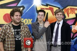 Jonah Hill, Christopher Mintz-Plasse and Michael Cera