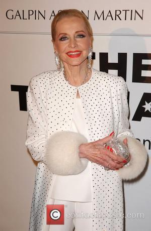Anne Jeffreys Thalians 52nd Anniversary Gala raising funds for the Thalians Mental Health Center at Cedars Sinai Hospital held at...