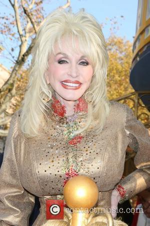 Dolly Parton The 2007 Macy's Thanksgiving Day parade New York City, USA - 22.11.07
