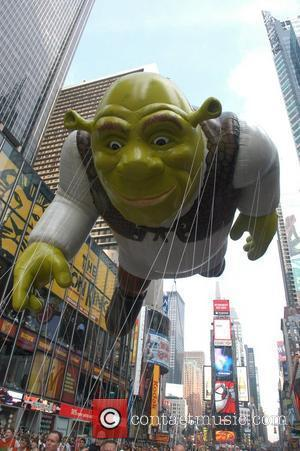 Shrek The 2007 Macy's Thanksgiving Day parade New York City, USA - 22.11.07