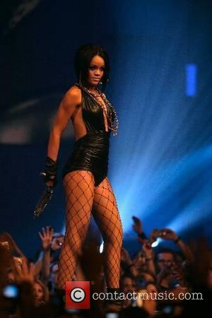 Rihanna,  The Dome 42 at TUI Arena Hannover - Show Hannover, Germany - 25.05.07