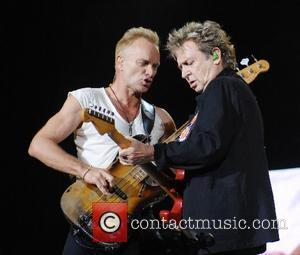 Sting, Police and The Police