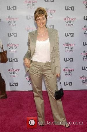 Sharon Lawrence USA Network presents the Hollywood Premiere of 'The Starter Wife' held at the Pacific Design Center West Hollywood,...