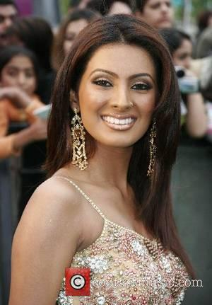 Geeta Basra World Premiere of the Bollywood film ' The Train ' held at Cineworld in Castleford - Arrivals West...