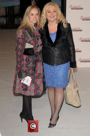 Vanessa Feltz and Daughter Allegra Kurer