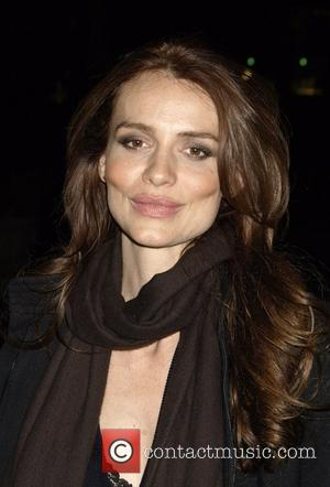 Saffron Burrows Screening of 'The Bank Job' held at Bryant Park Hotel - Arrivals New York City, USA - 03.03.08