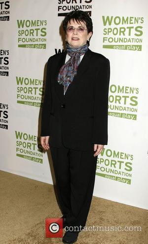 Billie Jean King The Women's Sports Foundation presents The Billies, held at the Beverly Hilton Hotel Los Angeles, California -...