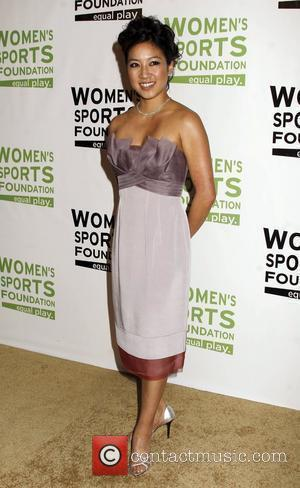 Michelle Kwan The Women's Sports Foundation presents The Billies, held at the Beverly Hilton Hotel Los Angeles, California - 15.04.08