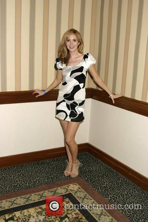 Ashley Jones  The Bold and the Beautiful Fan Luncheon held at the Universal Sheraton Hotel Los Angeles, California -...