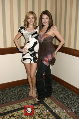 Ashley Jones & Hunter Tylo The Bold and the Beautiful Fan Luncheon held at the Universal Sheraton Hotel Los Angeles,...